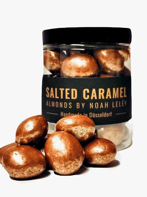 Salted Caramel Mandeln (185g)