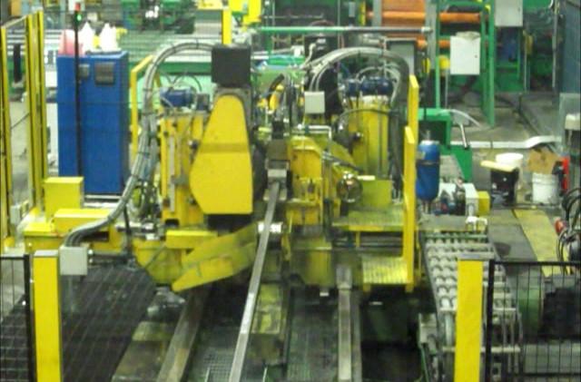 Haas Saw Master Series TCT cutting steel