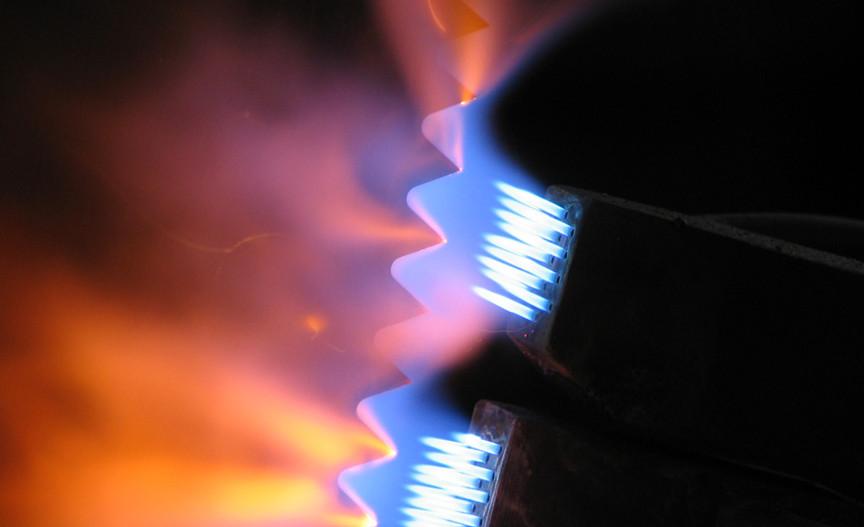 Flame Hardening Friction Saw Blade