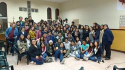 comunidad apostolica tierra santa