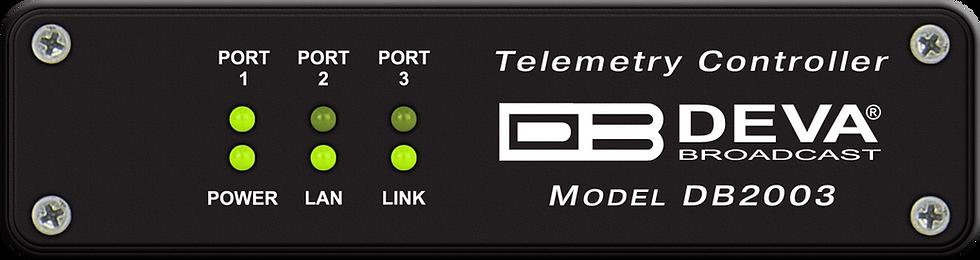 DEVA DB2003 RVR FM Radyo Vericileri için Telemetry