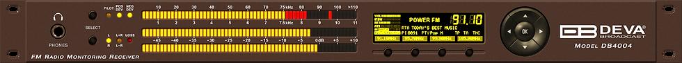 DB4004 DSP Tabanlı FM Radyo Yayın Takip