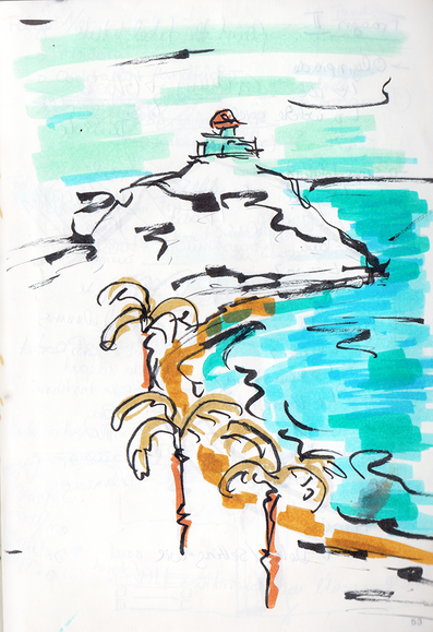travelsketchbook - Mexico