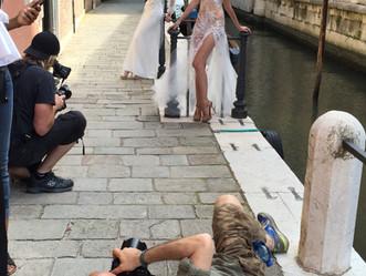 PHOTOSHOOT IN VENICE, ITALY