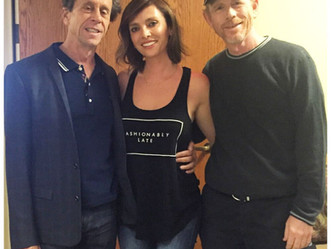 CLIENT IMAGINE ENTERTAINMENT DIRECTOR RON HOWARD AND PRODUCER BRIAN GRAZER