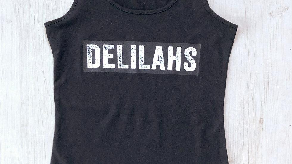 """Tanktop WOMEN """"Delilahs"""" (S/M/L/XL)"""