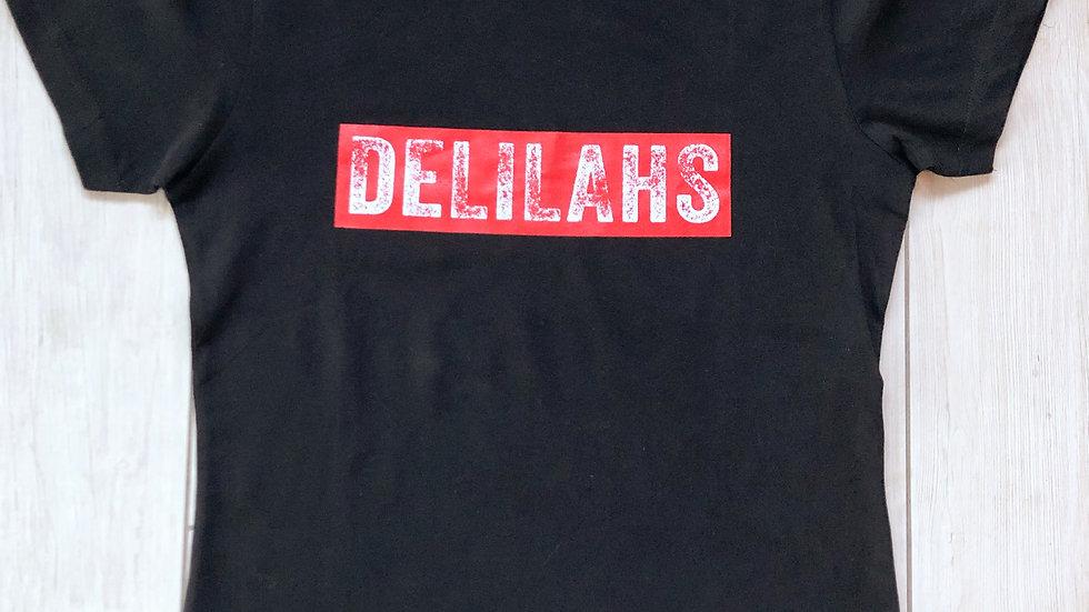 """Shirt WOMEN """"Delilahs"""" (S/M)"""
