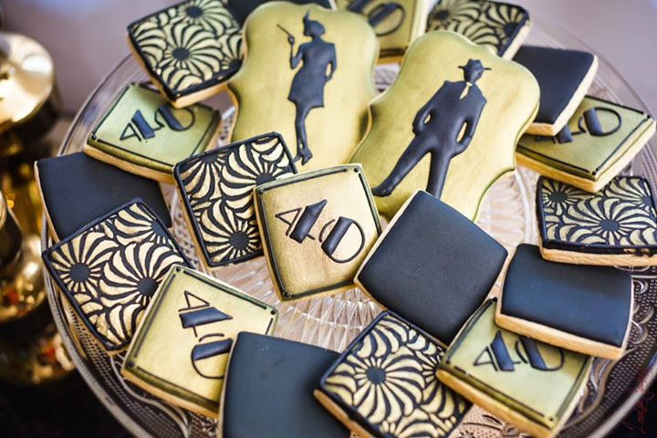 personalised designer biscuits
