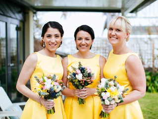 Bridesmaid honours - who pays for what?