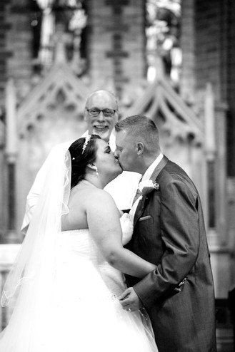 first kiss photography