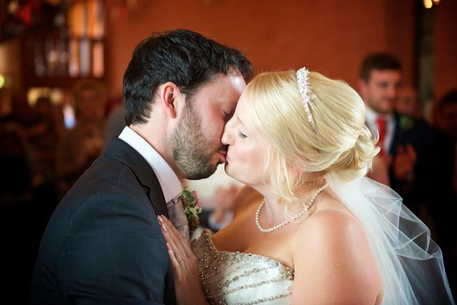 perfect light wedding photography