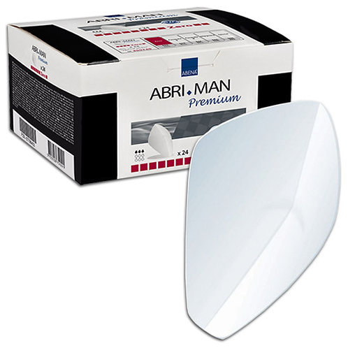 Abri-Man Zero - Male Shield / Cup (200 ml absorbency)