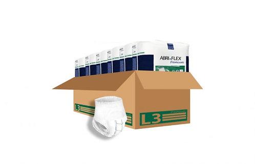 L3 Abri-Flex Premium Underwear Pullups ( Large/ 84 COUNT)