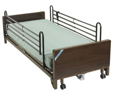 Semi- Electric & Manual Low Height (Home care) Bed