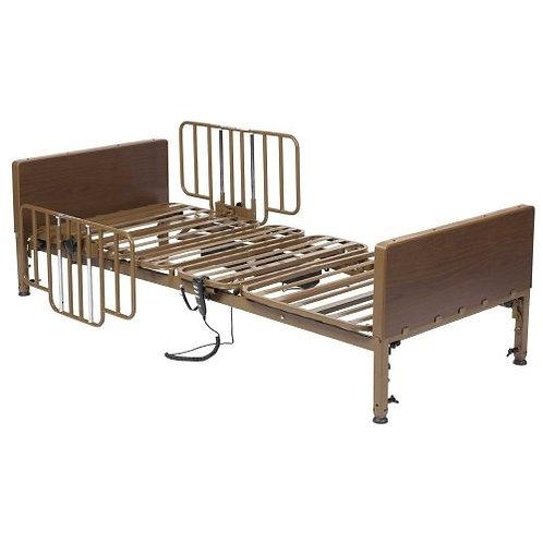 Half Length Rails for Hospital Bed