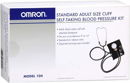 OMRON Standard Adult Size Cuff Self taking BP Kit