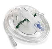 Nebulizer Mask Kit Adult with 7ft Tubing