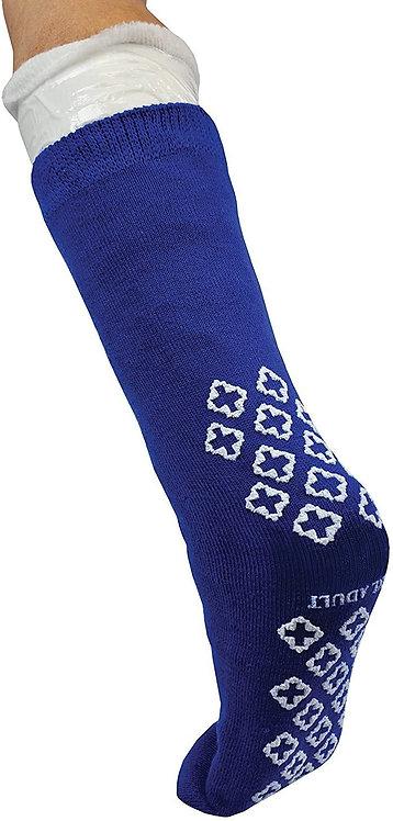 Non Slip Cast Socks