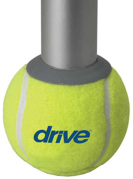 Tennis Ball Glides with Replaceable Glide Pads