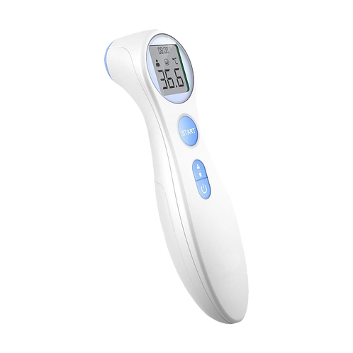 No Contact Infrared LCD Forehead Thermometer