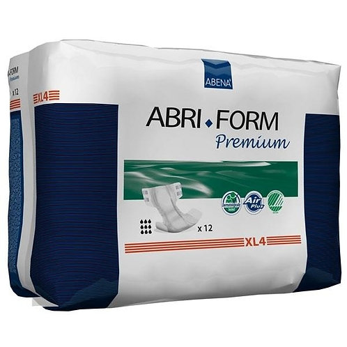 Abri-Form XL4 Disposable Protective Underwear 12 Count