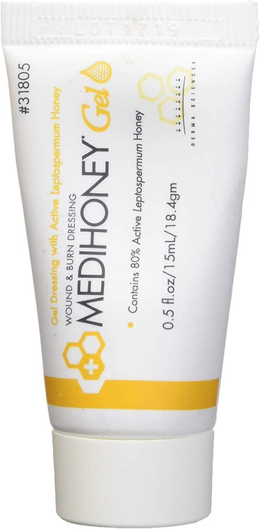 MEDIHONEY® Gel Wound & Burn Dressing 0.5 fl. oz