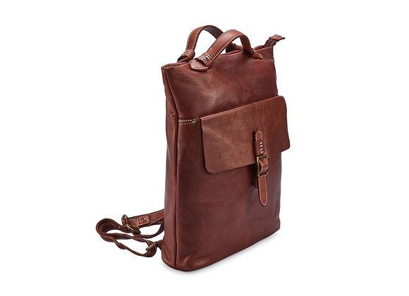 ADELE Leather Laptop Bag