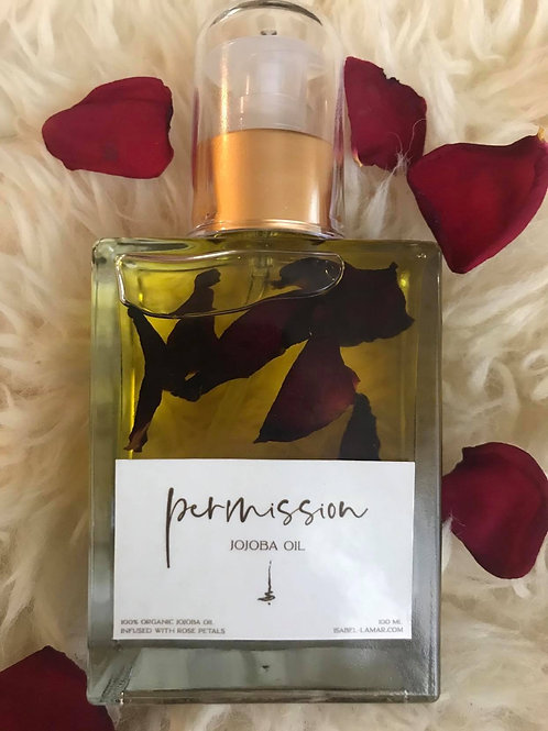 Permission - Pleasure oil