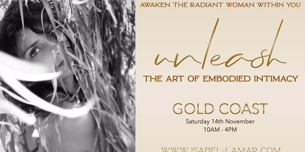 UNLEASH - The Art of Embodied Intimacy