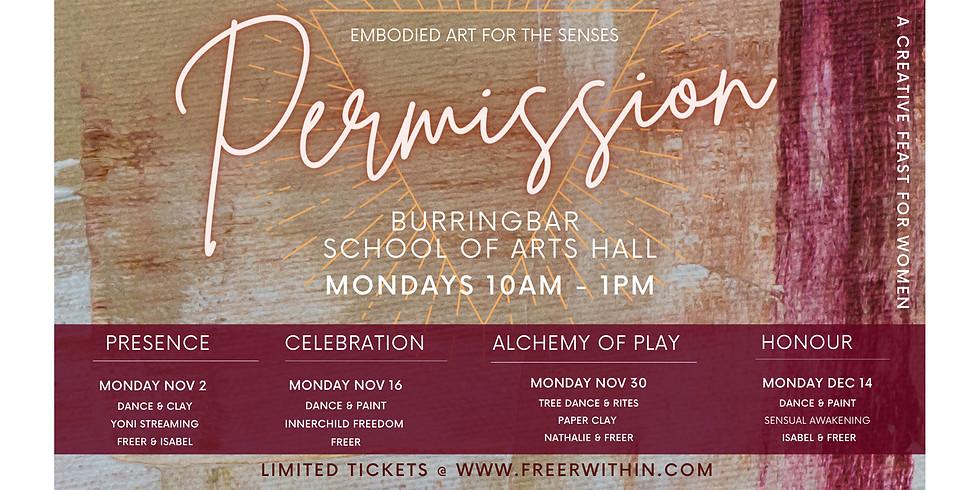 Permission - Embodied Art series - Vol 1 PRESENCE