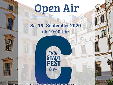 """""""Schlosshof Open Air"""" und Helferkonzert 2020"""