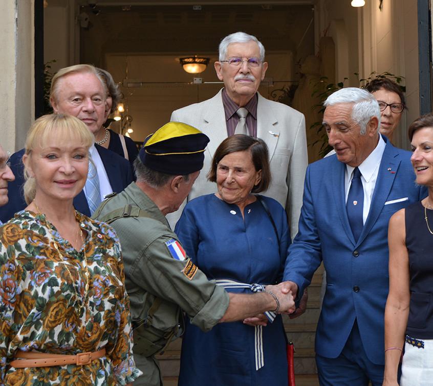 Célébration Libération de Mt la mdf2