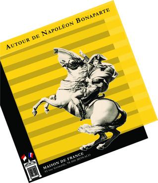 """Exposition """"Autour de Napoléon, histoire et rayonnement"""" à la Maison de France"""