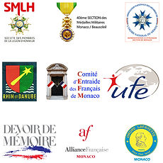 Logos de toutes les associations FGFM.jp