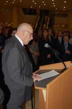 Monsieur Jean Pinon, Président
