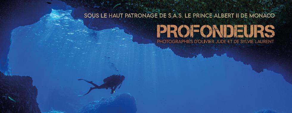 Exposition PROFONDEURS des photographies d'Olivier JUDE et de Sylvie LAURENT