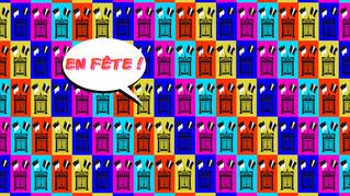 """EXPOSITION """"EN FÊTE"""" du 8 au 28 février 2018"""