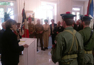 Commémoration de la Victoire du 8 mai 1945 à la Maison de France