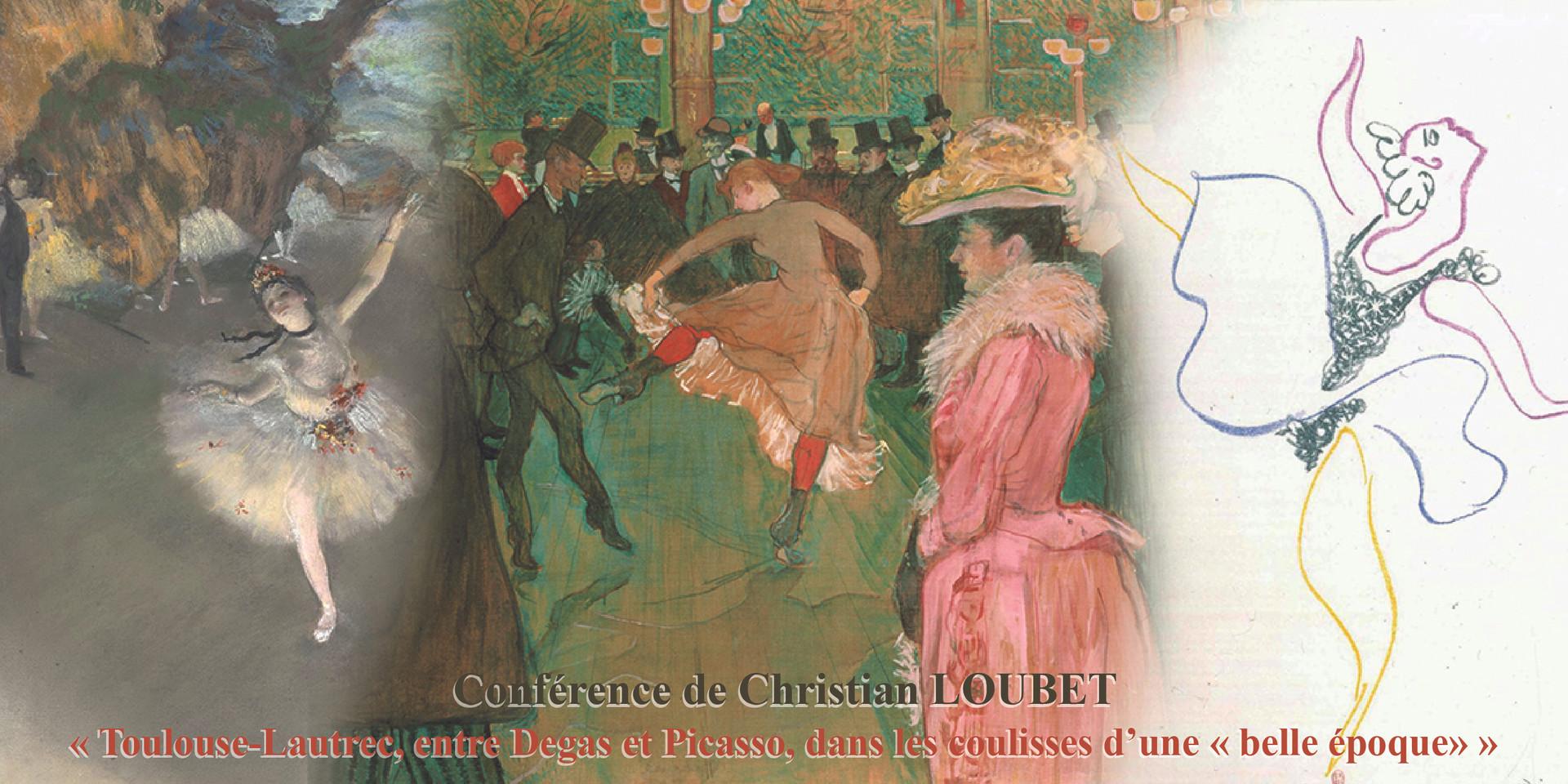 Conférence de Christian Loubet