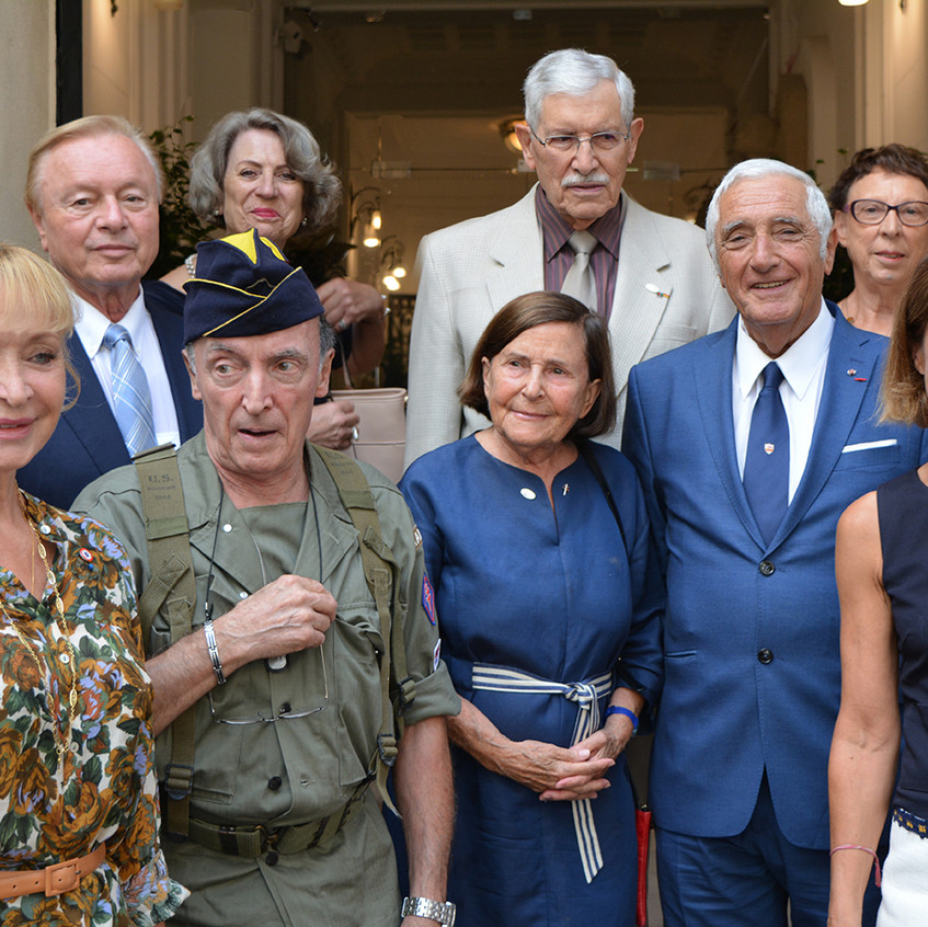 Célébration Libération de Monaco