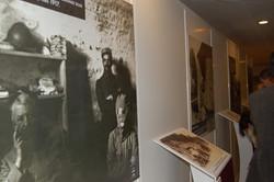 Panneaux de l'exposition
