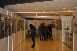 Première partie de l'exposition