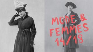 """Conférence """"La Mode en 14-18"""" par Thierry Tessier"""