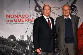 """Projection du documentaire de Frédéric LAURENT : """"Monaco et la Guerre"""""""