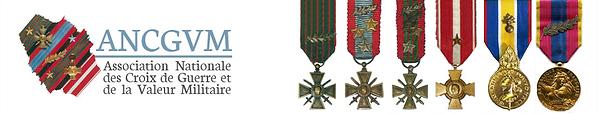 Croix de Guerre et Valeur Militaire à la Maison de France à Monaco