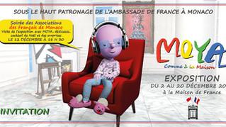 Soirée des Associations des Français de Monaco - 12 décembre 2019