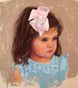 Sadie (pastel)