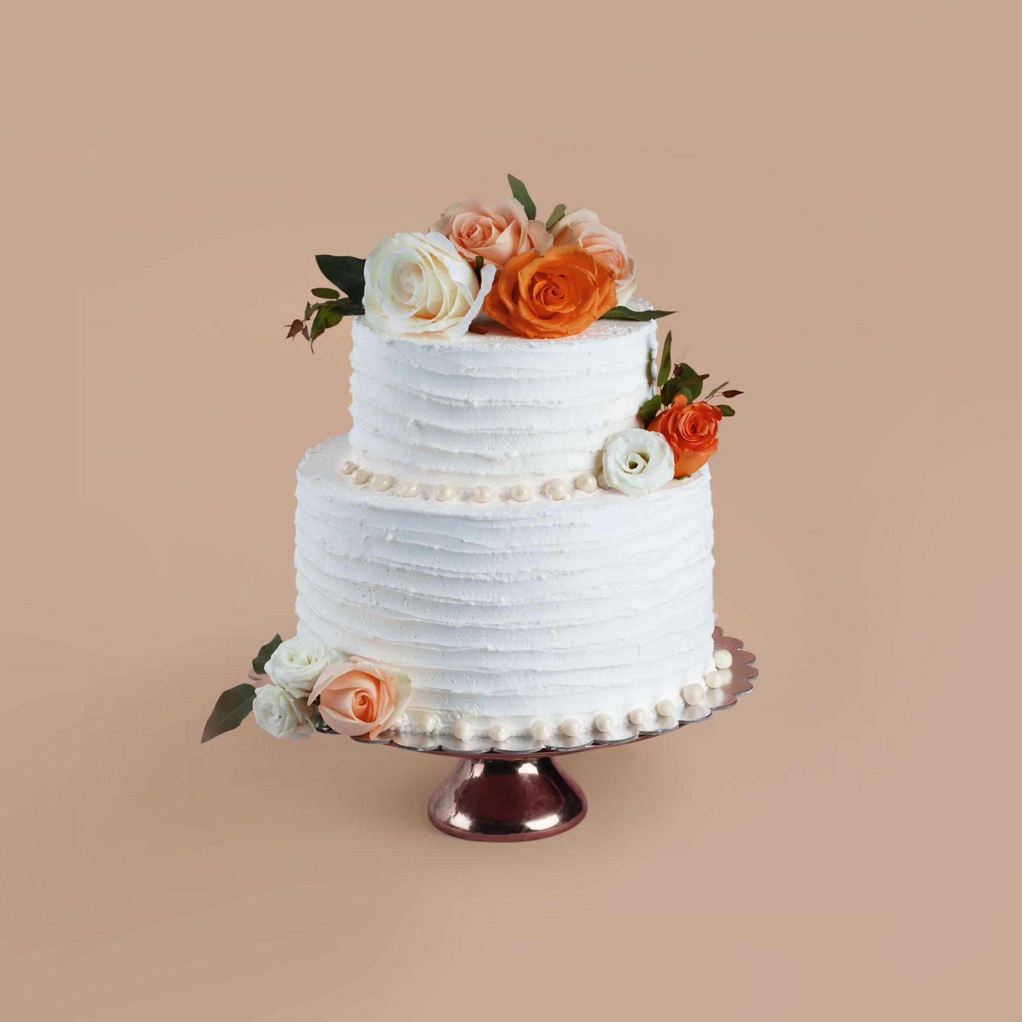 Example Wedding Cake