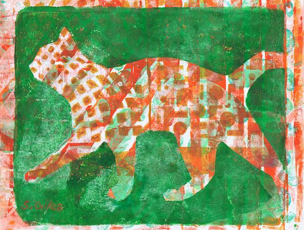 Acrylic Printmaking