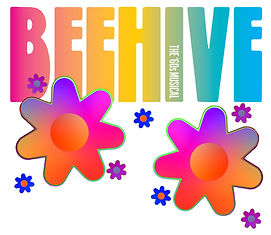 Beehive Multi color and flowers.jpg